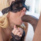 Aaliyah Love in 'Pretty Blonde Hotwife and Her Black Lover'