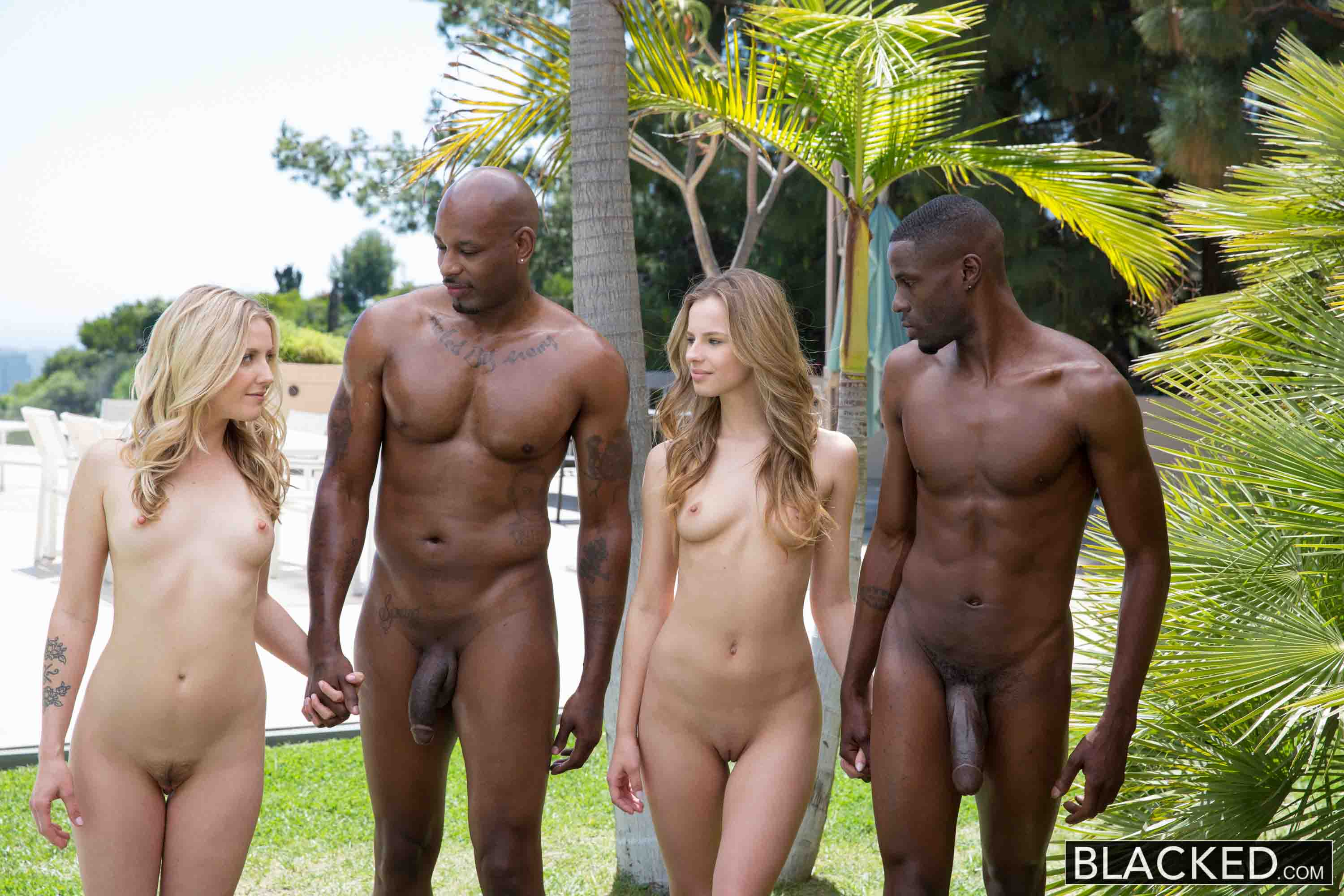 Blacked blonde fiance jillian janson gets huge bbc in her as 1