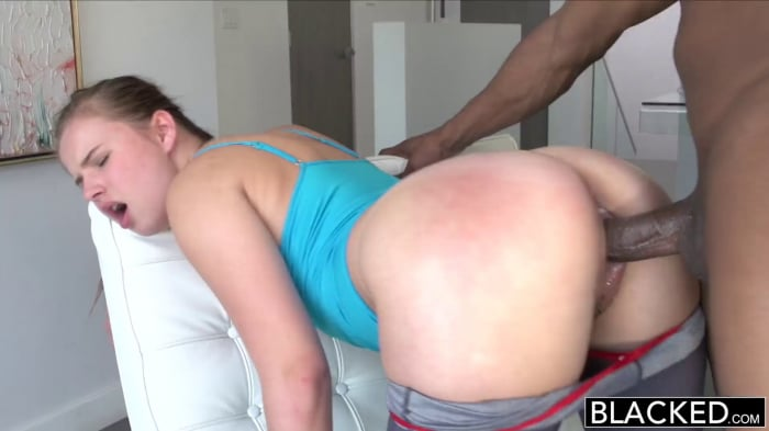 Jillian Janson in 18 Years Old Addicted to Black Cock