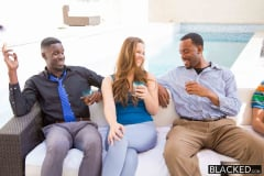 Jillian Janson - Minnesota Teen Tries First Interracial Threesome | Picture (1)