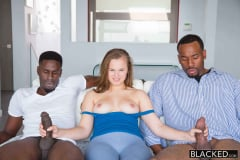Jillian Janson - Minnesota Teen Tries First Interracial Threesome | Picture (7)