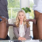 Karla Kush in 'Perfect Blonde With 2 Monster Black Cocks'
