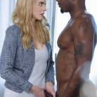 Keira Nicole in 'Blonde Gets BBC at Interview'