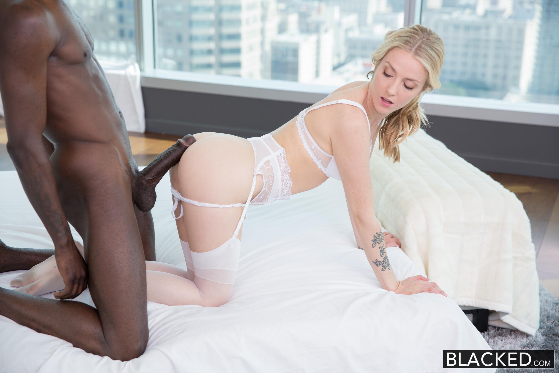 Blonde Amateur Suck Black Cock